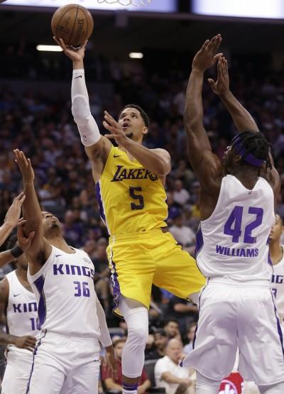 NBA》不只是「3D球員」!湖人哈特成夏聯MVP熱門