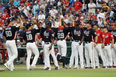 MLB》兩隊合掃8轟破紀錄 美國隊稱霸未來之星賽(影音)