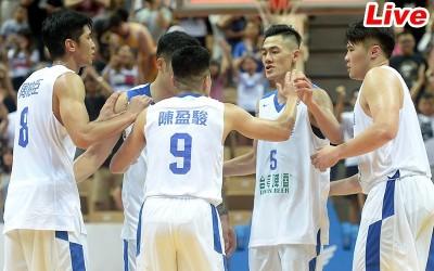 瓊斯盃》力壓小老弟 台灣藍80:62擊敗台灣白