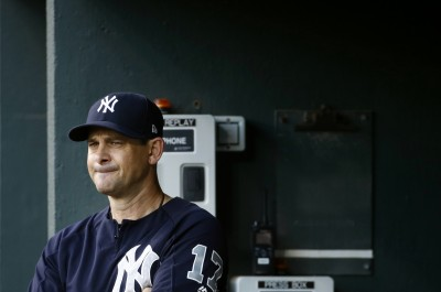 MLB》同區對手太火燙 洋基教頭:「紅襪每天都在赢」