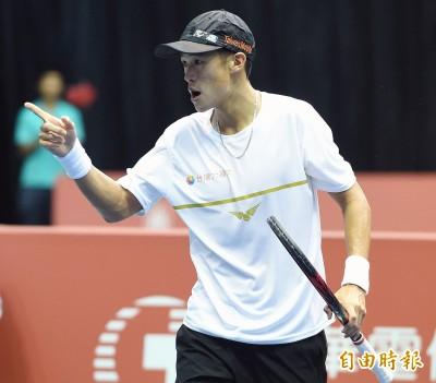 網球》亞運國手莊吉生奏捷 ATP男單開胡台將第3人