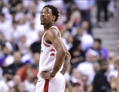 NBA》想在暴龍終老卻被交易... 德羅森怒:這個聯盟沒有忠誠