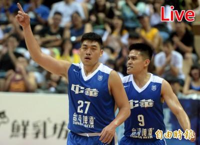 瓊斯盃Live》台灣籃強碰衛冕軍加拿大