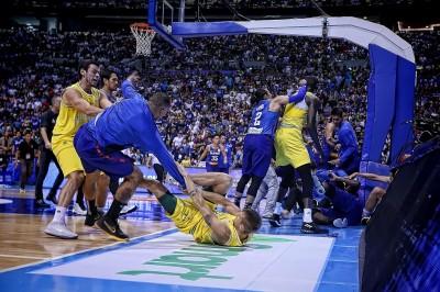 籃球》菲律賓、澳洲資格賽鬥毆 FIBA今公布懲處