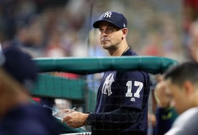 MLB》紐媒評洋基半季表現 新教頭布恩最糟糕