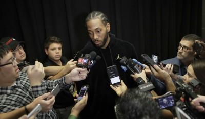 NBA》去不了湖人沒差! 雷納德期待披上暴龍球衣