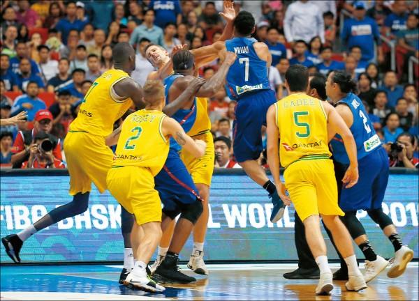 FIBA罰「無觀眾賽」 戳中菲律賓痛處