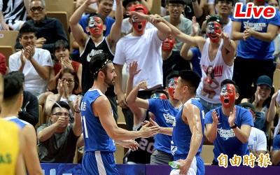瓊斯盃Live》胡瓏貿、簡浩扮得分雙箭頭 台灣藍78:68擊敗印尼