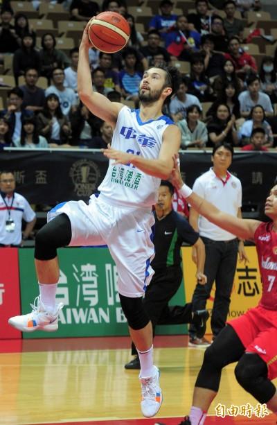 瓊斯盃台灣藍交手菲律賓 今日賽事預告與轉播
