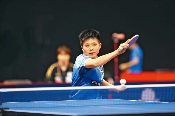 南韓桌球公開賽》鄭怡靜贏這一仗 亞運增信心
