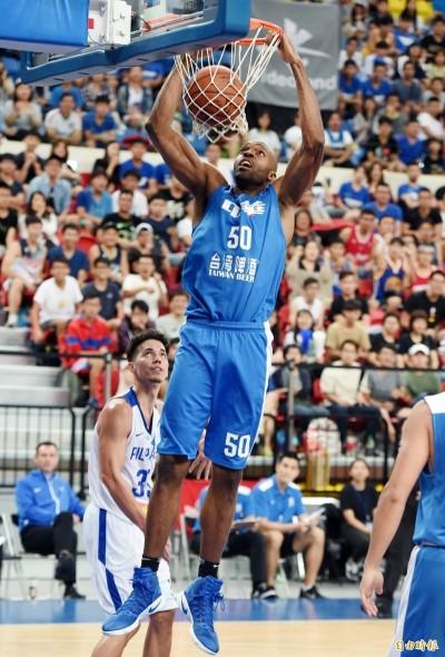 籃球》台灣隊告急!戴維斯亞運報銷 黃鎮替補