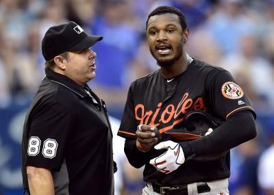 MLB》金鶯輸藍鳥 瓊斯竟受困在電梯裡(影音)
