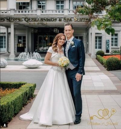 網球》瑞士「辛公主」結婚了! 喜當37歲醫師娘