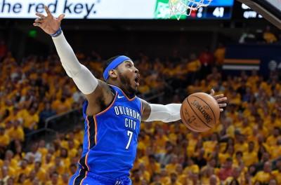 NBA》躺著爽賺太愜意 網友挖苦「甜瓜」安東尼
