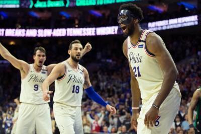 NBA》板凳防守強、進攻弱 七六人下季能與塞爾提克抗衡嗎?