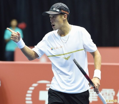 網球》莊吉生超越盧彥勳 網壇「台灣一哥」十年來首度易主