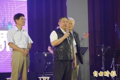 中華奧會主席現身亞運壯行餐會 呼籲選手捍衛參賽權
