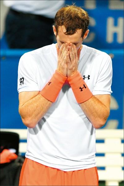 華盛頓網賽》小詹女雙落馬 穆雷逆轉噴淚