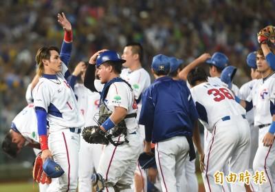 棒球》台灣隊搶進東奧!世界12強預賽台中舉行