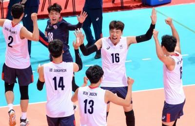 排球》亞洲盃父親節開打 日韓大戰激戰五局