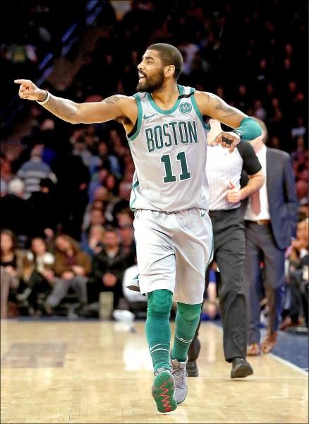 10月17日NBA開幕戰 綠衫軍對決76人