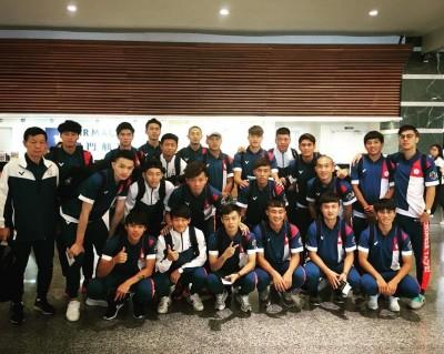 台灣男足亞運首戰對巴勒斯坦 今日賽事預告與轉播