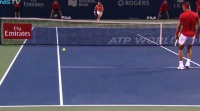網球》納達爾都沒轍!不可思議的回擊球讓眾人驚嘆(影音)