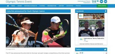 網球》曾俊欣、梁恩碩領銜爭金 台灣取得夏季青奧滿額參賽權!