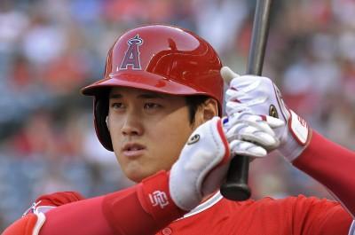 MLB》大谷翔平4打數敲1安   運動家火力全開完封天使(影音)