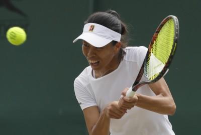 網球》謝淑薇辛辛那提會外首輪止步 女雙會內再出發