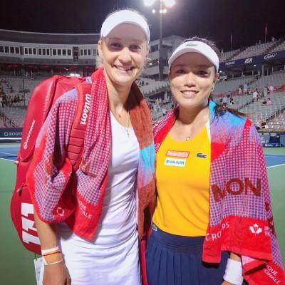 網球》亞運國手詹詠然羅傑斯盃爭后 提前重返女雙世界第一