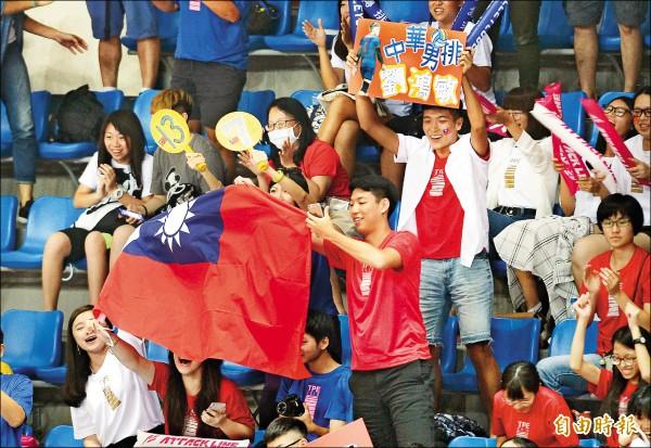 亞洲盃》驚天逆轉哈薩克 男排晉4強