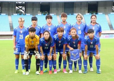 亞運台灣女足迎戰南韓 今日賽事預告與轉播