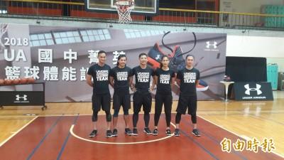 籃球》UA國中籃球訓練營登場 前女籃國手劉容杏成焦點