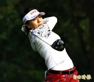 JLPGA》CAT女子高球賽首日 台將蔡佩穎暫並列第4