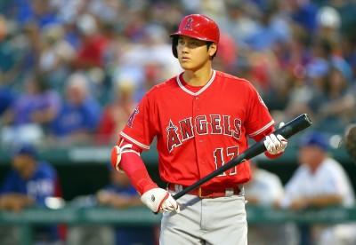 MLB Live》大谷翔平4打數沒表現 天使4:6不敵遊騎兵