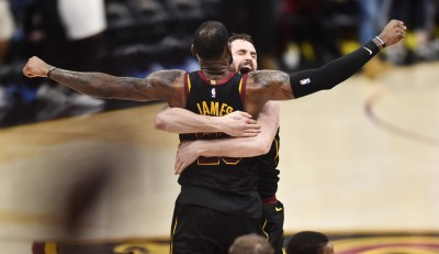 NBA》分享詹皇暖心舉動  「愛神」:他的支持很重要
