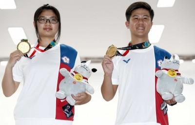 台灣射擊男女將劍指金牌 今日賽事預告與轉播