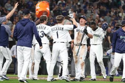 MLB 》100種贏球的方法 水手「這樣」向道奇說再見