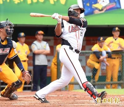 中職》鄧志偉最近6場5轟 連續8場安打和打點
