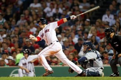 MLB 》我才是全壘打王!馬丁尼茲開轟助紅襪奪勝