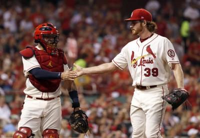 MLB 》正面擊敗釀酒人 紅雀奪回季後賽席次(影音)