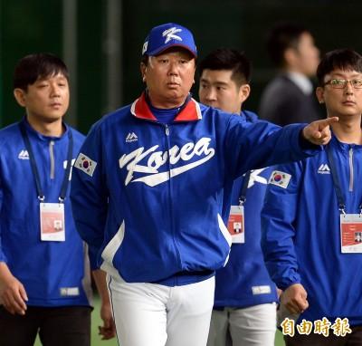 亞運棒球》強烈警戒!韓教頭宣銅烈:中國是黑馬