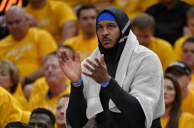 NBA》受夠酸民不斷嘲諷 安東尼怒噴網友:「去你的」
