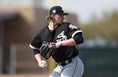 MLB》白襪升上168公里火球男 生涯初登板將戰雙城