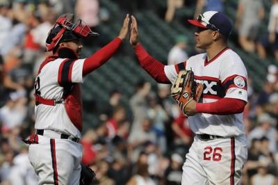 MLB》展現韌性 白襪牛棚、打線發功逆轉皇家(影音)