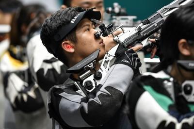 亞運》台灣首金呂紹全再下一城 男子個人10公尺空氣步槍摘銅