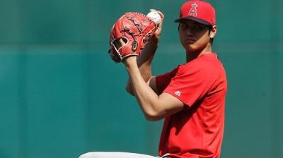 MLB》傷後首度面對打者 「投手」大谷通過模擬賽測試