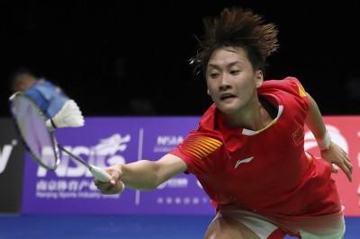 亞運羽球》陳雨菲擊敗依瑟儂 中國女團決賽強碰日本