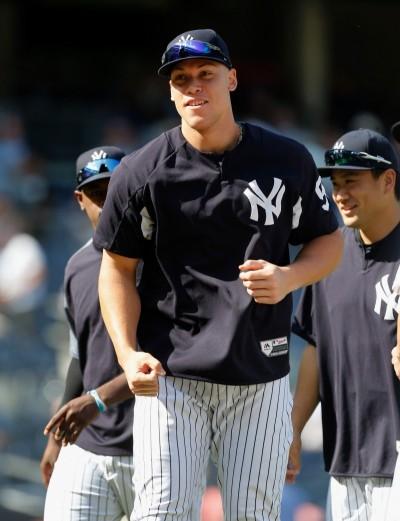 MLB》「法官」傷後尚未揮棒 回歸輪值還得等